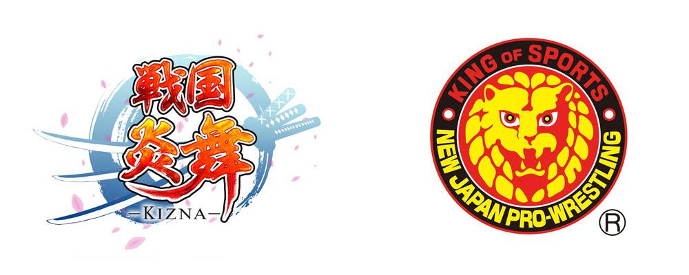「戦国炎舞」×「新日本プロレス」